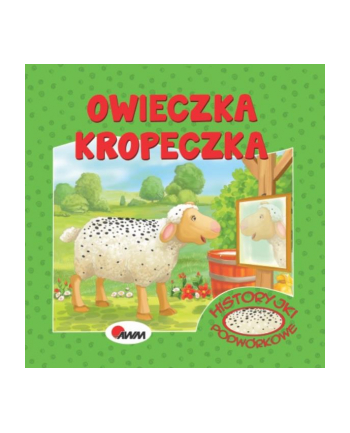 morex Historyjki podwórkowe owieczka kropeczka 58.11.13.