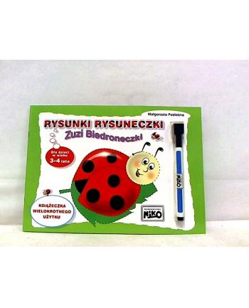 niko Rysunki, rysuneczki Zuzi Biedroneczki 58.11.1
