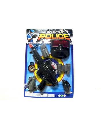 pegaz Zestaw policja na blistrze 68904