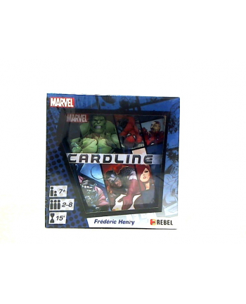 rebel Gra Cardline Marvel 39549