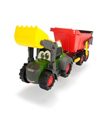 simba Dickie Happy traktor z przyczepką 381-9002