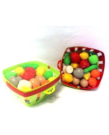 simba Koszyk z warzywami i owocami 2 kolory 7600000966. (WYSYŁKA LOSOWA, BRAK MOŻLIWOSCI WYBORU)
