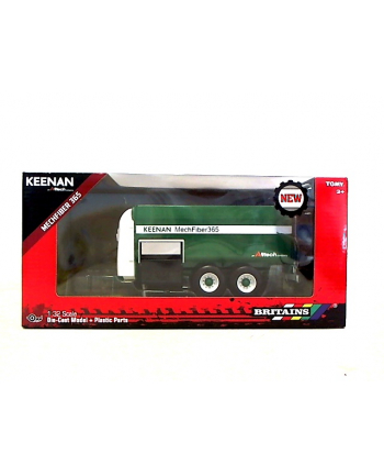 TOMY Britains mieszalnik Keenan Mechfiber 43197