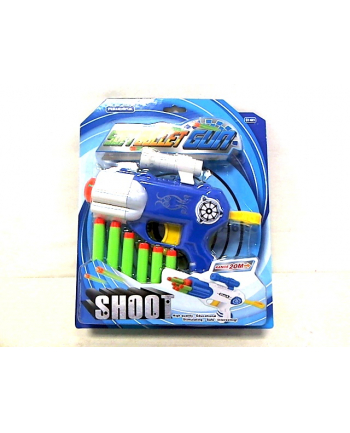 bigtoys Pistolet pociski pianka BBRO4061