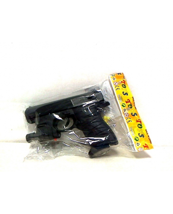 cabotoys Pistolet na kulki z laserem A59