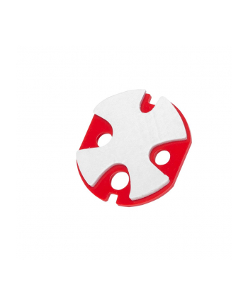 Netrack NBOX Klucz do blokady, czerwony, 10 szt