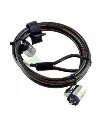 Kensington Twin Head Cable Lock from Lenovo