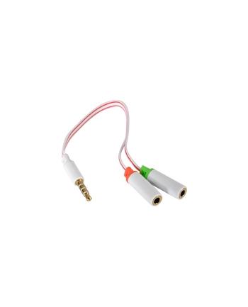 Sandberg adapter Headset converter do Apple