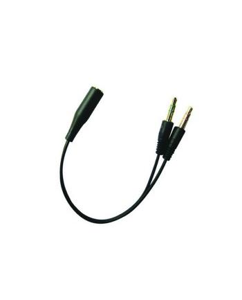 Sandberg adapter Headset converter (Apple) do PC