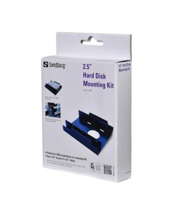 Sandberg zestaw montażowy HDD 2.5'' na 3.5'' Mounting Kit