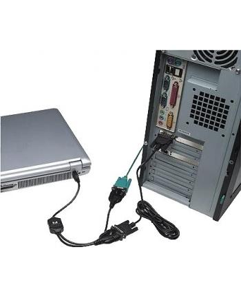 MANHATTAN  Konwerter USB na port szeregowy 2 x RS232
