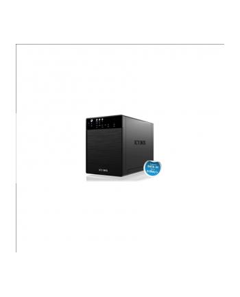 raidsonic Icy Box Obudowa Na Dysk 4x3,5'' SATA z USB 3.0, eSATA, JBOD, Czarna