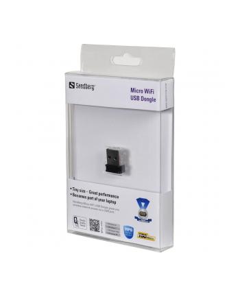 Sandberg adapter USB Micro WiFi Dongle