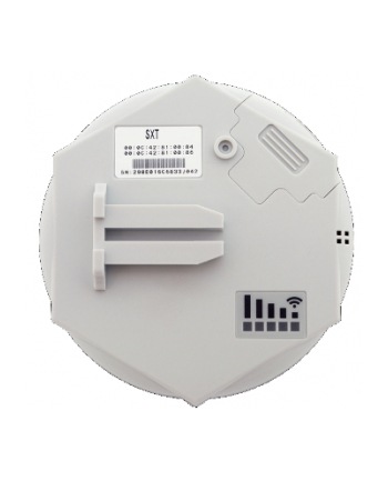 MikroTik SXT 2 L4, 2.4GHz 802.11b/g/n, 32dBm, 2x2 MIMO 10dbi sector antenna