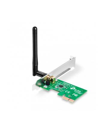TP-Link TL-WN781ND karta sieciowa PCIe Wireless 150Mbps, 1T1R, 802.11n/g/b