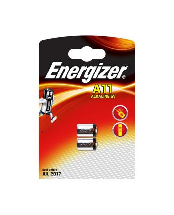 Bateria specjalistyczna ENERGIZER, E11A, 6V, 2szt.