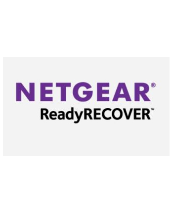 Netgear READYRECOVERY SERVER EDITION