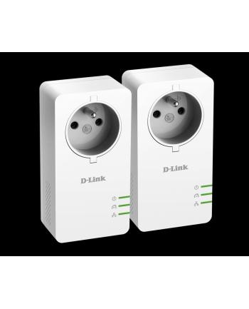 D-Link PowerLine AV2 1000 HD Gigabit Passthrough Kit
