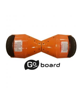 oem GoBoard BT Remote, koła 8'' - pomarańczowy