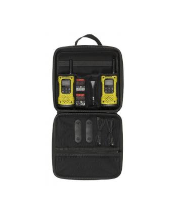 Motorola T92 H2O Krótkofalówka, (Walkie-Talkie), 10 km, Czarno-Żółte
