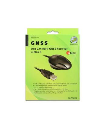 Delock Odbiornik GPS USB NL-8002U Multi GNSS Receiver