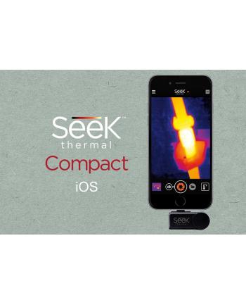 powerneed SEEK THERMAL Compact iOS - Kamera termowizyjna do iPhone'a i iPod'a