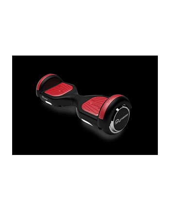 Jeździk Skymaster Wheels 6,5'' Dual czarno-czerwony