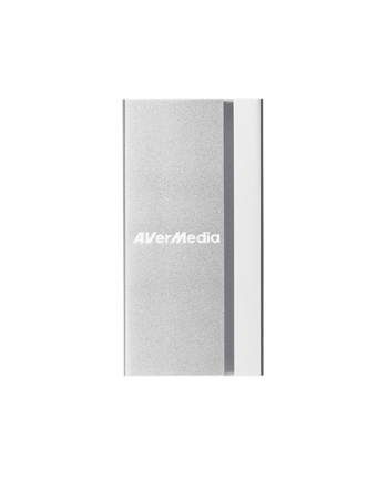 aver media AVerMedia ExtremeCap UVC BU110, HDMI to USB 3.0 Capture Card, 1080p60