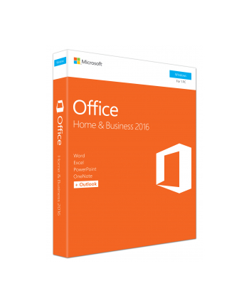microsoft T5D-02808 Office Home and Business 2016 Win German EuroZone Medialess P2
