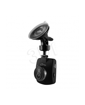 media-tech U-DRIVE TOP - Car digital video recorder FULL HD with WDR technology, 1080p,