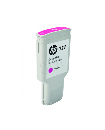 Tusz HP 727 magenta | 300 ml | HP DesignJet T1500/T1530/T2500/T2530/T920/T930