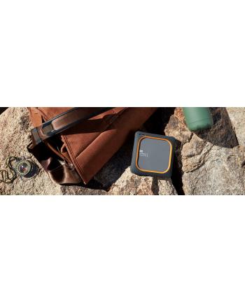 western digital Dysk zewnętrzny WD My Passport Wireless SSD 2TB srebrny