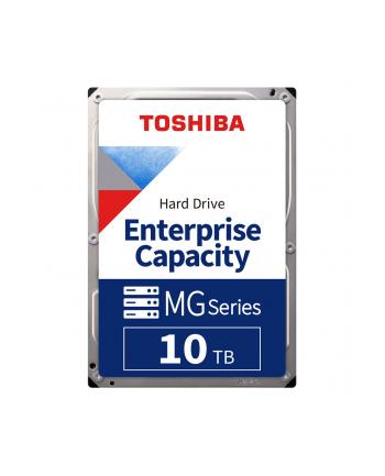 Dysk twardy Toshiba Nearline, 3.5'', 10TB, SATA/600, 7200RPM, 256MB cache