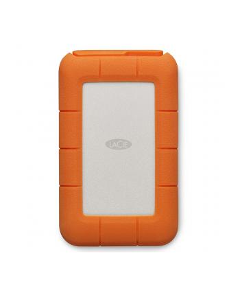 Dysk zewnętrzny LaCie Rugged USB-C, 2.5'', 5TB, FireWire, USB 3.1