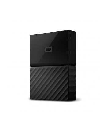 western digital Dysk zewnętrzny WD My Passport Black, 2.5'', 4TB, USB 3.0, czarny