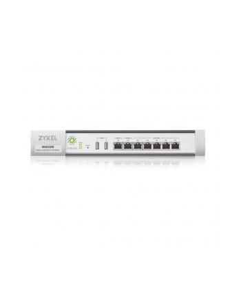 Zyxel NSG200 Nebula Cloud Manage Security Gateway, 2x WAN, 5xGbE LAN, fanless