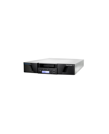 Quantum SuperLoader 3, one LTO-7HH Drive, Model C, Media and HBA Bundle, 16 slot