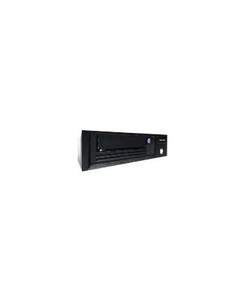 Quantum LTO-8 Tape Drive, Half Height, Single, 1U Rackmount, 6Gb/s SAS, Black