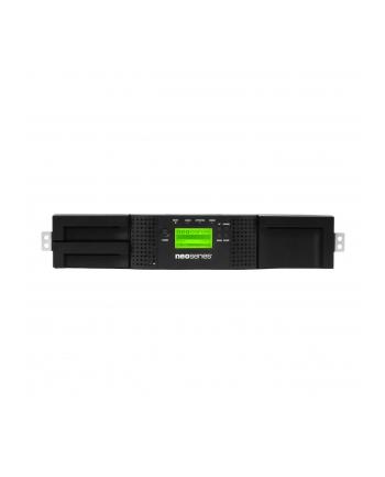 tandberg data NEOsT24 2u/24-slot/1-LTO8 FC/3-year Bronze warranty/EMEA only
