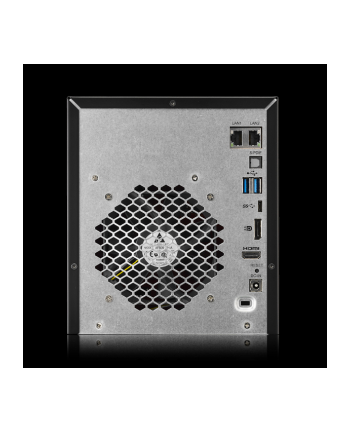 Thecus 4-Bay tower NAS, SATA, Celeron N3160 1.6GHz,4GB,2xGE,HDMI,OS7