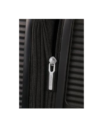 Spinner AT SAMSONITE 32G09001 SOUNDBOX-55/20 TSA EXP bagaż,4 kółka, czarna