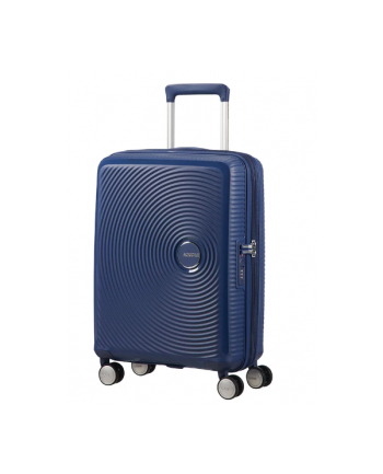 Spinner AT SAMSONITE 32G41001 SOUNDBOX-55/20 TSA,EXP bagaż, ciemnoniebieski