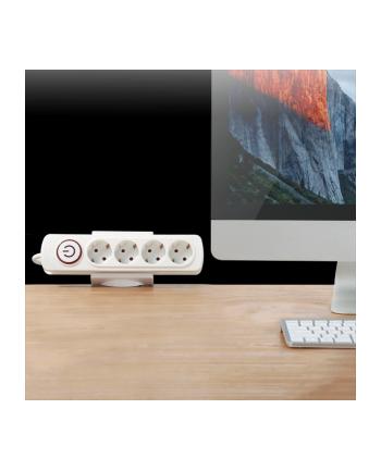 LOGILINK - Organizer kablowy do montażu na stole