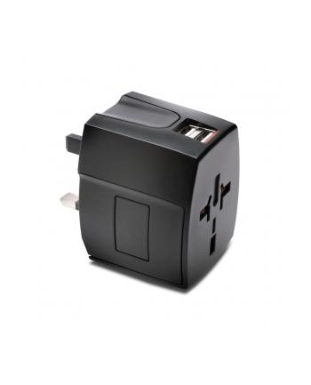 Adapter Kensington Travel Adapter USB 2.4A (110V/230V)