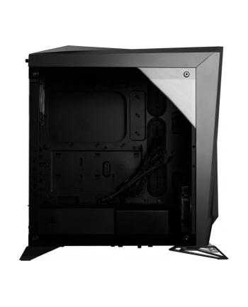 corsair CARBIDE SERIES SPEC-OMEGA RGB ATX Tempered Glass Mid-Tower ATX Gaming Obudowa Czarna