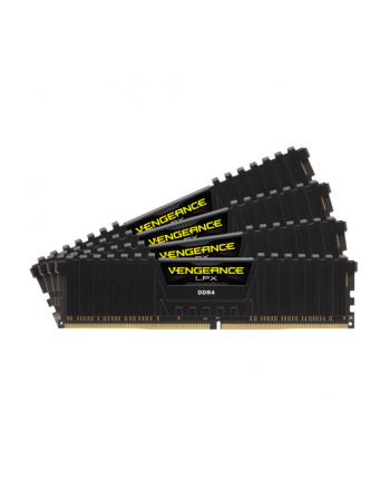Corsair Vengeance LPX 64 GB DDR4 3200MHz XMP 2.0 - czarny