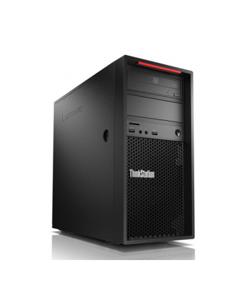 lenovo Workstation P520c Tower Xeon W-2123 16GB ECC 256SSD DVDRW MCR W10P 3Y NBD