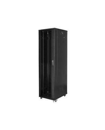 Lanberg szafa instalacyjna stojąca 19'' 37U  800 x 800mm czarna; flat pack