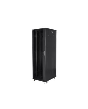 Lanberg szafa instalacyjna stojąca 19'' 42U  800 x 800mm czarna