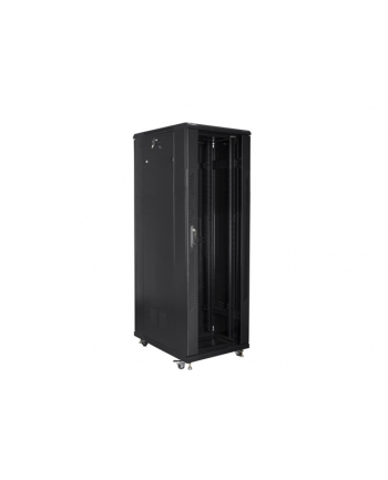 Lanberg szafa instalacyjna stojąca 19'' 47U  800 x 800mm czarna